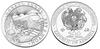 mince Noemova archa 1 Oz – stříbro