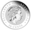 mince Koala 1/2 Oz – stříbro