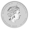 mince Rok Kozy 2015 1/2 Oz – stříbro
