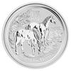 mince Rok Koně 2014 – 10 kg stříbro