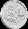 mince Rok Opice 2016 1/2 Oz – stříbro