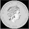 mince Rok Opice 2016  2 Oz – stříbro