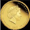mince Rok Kohouta 2017 1 Oz – zlato