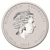 mince Rok Psa 2018 1/2 Oz – stříbro