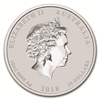 mince Rok Psa 2018 10 Oz – stříbro