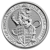 The Queen's Beasts - The Lion of England - 2 oz Ag