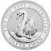 Labuť 1 Oz - stříbro