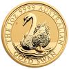Labuť 1 Oz - zlato