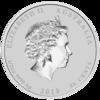 mince Rok Vepře 2019 1/2 Oz – stříbro