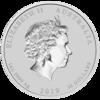 mince Rok Vepře 2019 1 kg – stříbro