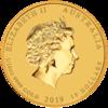 mince Rok Vepře 2019 1/10 Oz – zlato