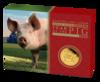 mince Rok Vepře 2019 1 Oz Proof - zlato
