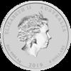 mince Rok Vepře 2019 5 Oz – stříbro