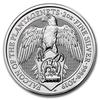 The Queen's Beasts – Falcon 2 oz - stříbro