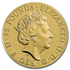 The Queen's Beasts - The Lion of England 1/4 oz - zlato