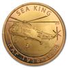 Sea King RAF 2018 1/2 Oz - zlato
