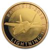 Lightning RAF 2018 1/2 Oz - zlato