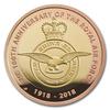 Badge RAF 2018 1/2 Oz - zlato
