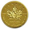 Zlatá mince 40. výročíMaple Leaf 0,5 g proof 2019