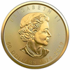 Zlatá mince 40. výročí Maple Leaf 1 Oz BU 2019
