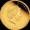 sada Rok Vepře 2019 Proof 1 Oz, 1/4 Oz, 1/10 Oz - zlato