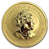 mince Drak a Tygr 1 Oz 2019 - zlato