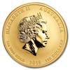 mince Drak a Fénix 1 Oz 2018 - zlato