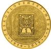 mince Zavedení československé měny 1 oz proof 2019 - zlato