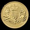 mince Královské erby 1 oz 2019 - zlato