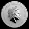 mince Marvel Iron Man 1 Oz BU 2018 - stříbro