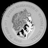 mince Marvel Thor 1 Oz BU 2018 - stříbro