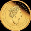mince Rok Myši 2020 1/10 Oz Proof - zlato