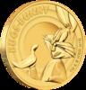 Looney Tunes - Bugs Bunny 1/4 oz proof 2019 - zlato
