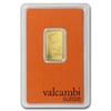 zlatý slitek 5 g Valcambi