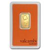 zlatý slitek 10 g Valcambi