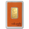 zlatý slitek 20 g Valcambi