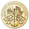 mince Philharmoniker 1 Oz – zlato